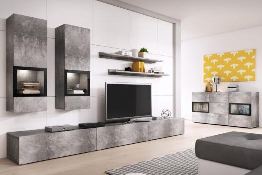 0a744df28bac Keď miesto obývačke plného starého vyblednutého nábytku vojdete do  elegantného interiéru